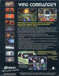 Wing Commander Amiga Back Cover