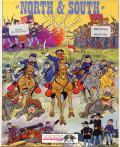 North & South Amiga Front Cover