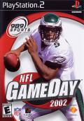 NFL GameDay 2002 PlayStation 2 Front Cover