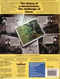 Patton Strikes Back: The Battle of the Bulge DOS Back Cover