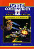 Wing Commander II: Deluxe Edition DOS Front Cover