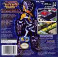Mega Man Battle Network 3: Blue Version Game Boy Advance Back Cover