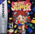 Super Puzzle Fighter II Turbo Game Boy Advance Front Cover