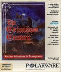 The Crimson Crown Commodore 64 Front Cover