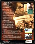 Red Baron DOS Back Cover