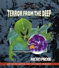 X-COM: Terror from the Deep DOS Front Cover