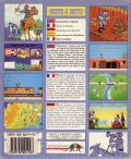 North & South DOS Back Cover