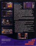 Planet's Edge: The Point of no Return DOS Back Cover