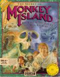 The Secret of Monkey Island DOS Front Cover