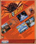 It Came from the Desert DOS Back Cover