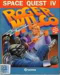 Space Quest IV: Roger Wilco and the Time Rippers DOS Front Cover
