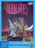 Alien Fires: 2199 AD DOS Front Cover