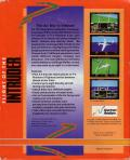 Flight of the Intruder DOS Back Cover
