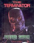 The Terminator: Future Shock DOS Front Cover