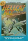 Hellcat Ace Commodore 64 Front Cover