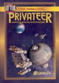 Wing Commander: Privateer (CD-ROM) DOS Front Cover