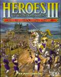 Heroes of Might and Magic III: The Restoration of Erathia Windows Front Cover
