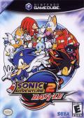 Sonic Adventure 2: Battle GameCube Front Cover