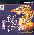 NBA Full Court Press Windows Other Jewel Case - Front
