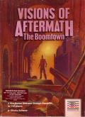Visions of Aftermath: The Boomtown DOS Front Cover