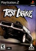 Test Drive PlayStation 2 Front Cover