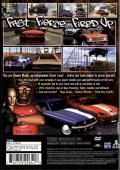 Test Drive PlayStation 2 Back Cover