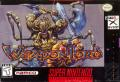 WeaponLord SNES Front Cover