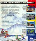 Mario is Missing! DOS Back Cover
