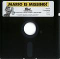 Mario is Missing! DOS Media Disk 5/5