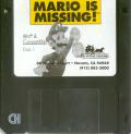 Mario is Missing! DOS Media Disk 1/5