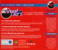 Virtual Pool DOS Other Jewel Case - Back