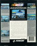 Bill Elliott's NASCAR Challenge DOS Back Cover