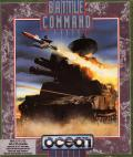 Battle Command DOS Front Cover