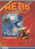 H.E.R.O. Commodore 64 Front Cover