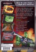 Army Men: Green Rogue PlayStation 2 Back Cover