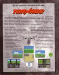 Tornado: Limited Edition DOS Back Cover
