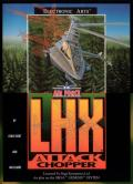 LHX: Attack Chopper Genesis Front Cover
