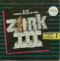 Zork III: The Dungeon Master Atari ST Front Cover
