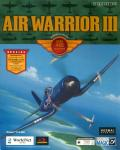 Air Warrior III Windows Front Cover