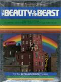Beauty and the Beast Intellivision Front Cover