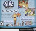SimCity 4 Windows Other Jewel Case - Back