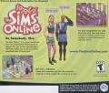 The Sims: Superstar Windows Other Jewel Case - Back