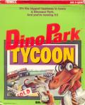 Dinopark Tycoon DOS Front Cover