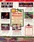 Dinopark Tycoon DOS Back Cover