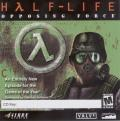 Half-Life: Platinum Windows Other Jewel Case - Front (Opposing Force)