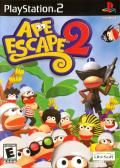 Ape Escape 2 PlayStation 2 Front Cover