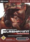 Operation Flashpoint: Resistance Windows Front Cover