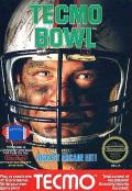 Tecmo Bowl NES Front Cover