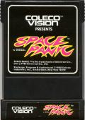 Space Panic ColecoVision Media