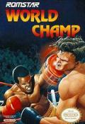 World Champ NES Front Cover